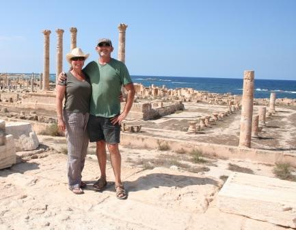 Ruins at Sabratha ;-)