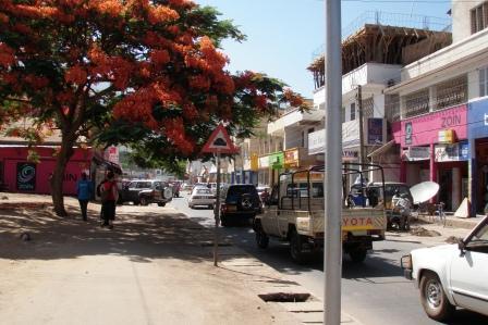 Downtown Morogoro